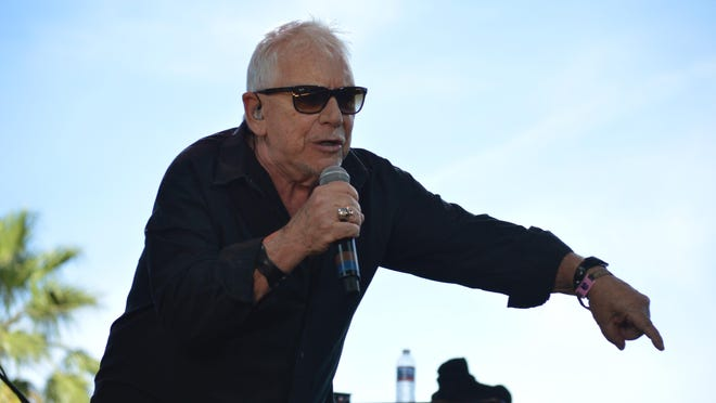 Blues rock artist Eric Burdon & The Animals will perform 7 p.m. Sept. 5 at the Oregon State Fair.