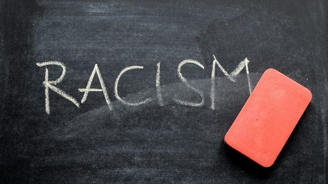 """""""Racism is a living, breathing, adaptive monster that shape shifts over time to help keep its disguise."""""""
