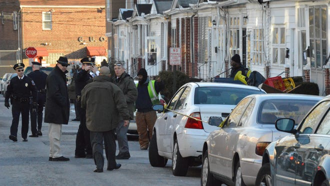 Wilmington police investigate a Tuesday afternoon shooting that left a 26-year-old man dead.