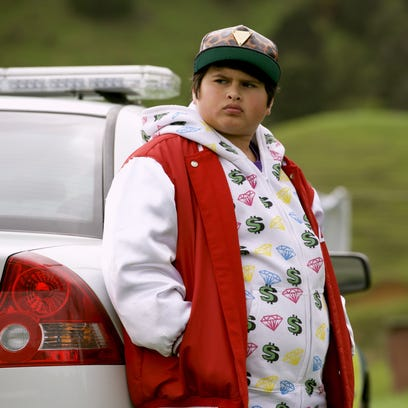 "Julian Dennison in ""Hunt for the Wilderpeople."""