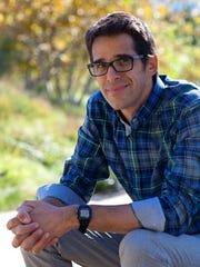 Author Ben Winters.