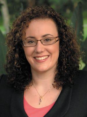 Rep. Erin Grall, R-Vero Beach