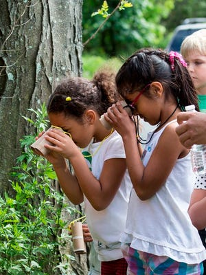 Union County's annual Bio-Blitz wildlife survey is this weekend.
