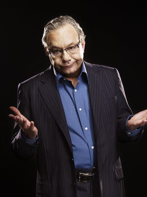 Comedian and social critic Lewis Black comes to Knoxville on Nov. 19.