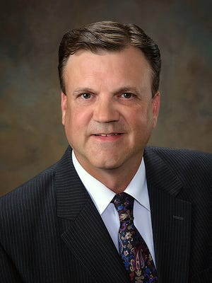 Larry Burks is slated to become West Chester Township's new administrator.