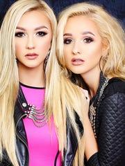 Madi and Ana Heichel