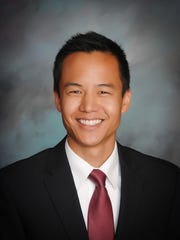 Kenneth Loo was recognized for his leadership at the