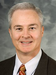 Dr. James H. Conway is professor of pediatrics, medical