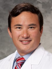 Dr. Randy Kimple, MD, Ph.D., is an assistant professor