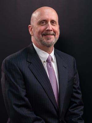 Brett J. Blackledge, executive editor of The Daily Advertiser