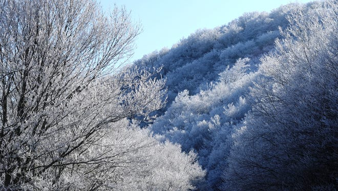 A winter storm warning has been issued for WNC Thursday  night through noon Friday.