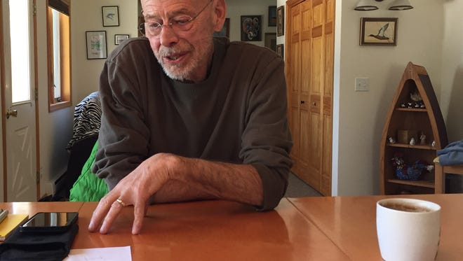 Dr. J.D. Moore of Lewistown worked at the Montana Mental Health Nursing Care Center in Lewistown for nearly 18 years.