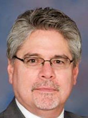 Thomas R. Harlow, president of WellSpan Good Samaritan Hospital