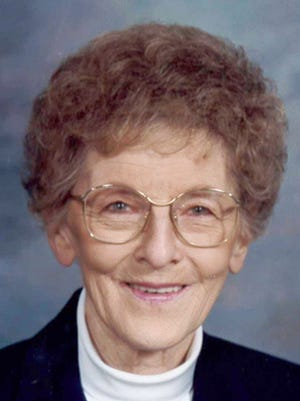 Lucille Demyanovich will receive the Chapel of the Four Chaplains Legion of Honor memberships at the 24th Annual Four Chaplains Prayer Breakfast on Wednesday, May 11.