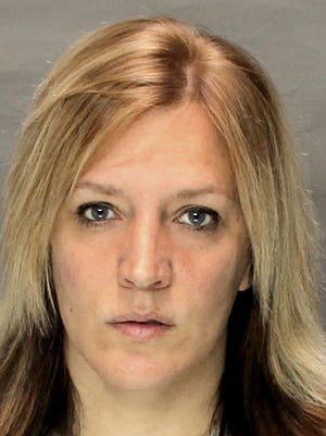 Mary Ruth Myers, 39, of 225 Acorn Circle, has been charged with identity theft by Cornwall police for stealing items and services totaling more than $30,000 while working as a personal assistant for Lynee Porter, owner of the Cornwall Inn, in 2013 and 2014.