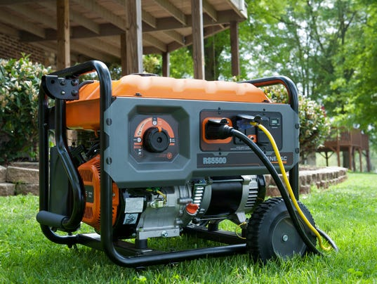 Built in or portable choosing the right generator - Choosing a gasoline powered generator ...