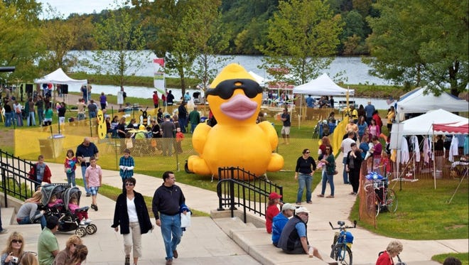 The annual Raritan River Festival returns Sept. 24 to Boyd Park in New Brunswick.