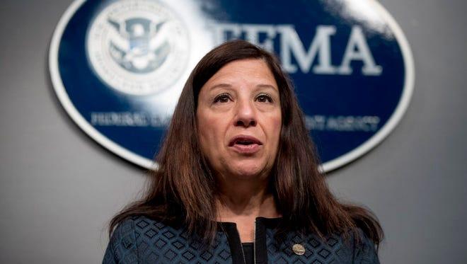 Acting Secretary of Homeland Security Elaine Duke