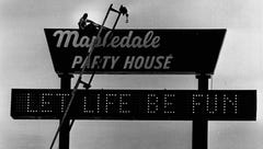 Whatever Happened To ... Mapledale Party House?