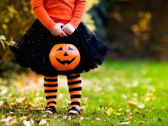 File Illustration - Halloween