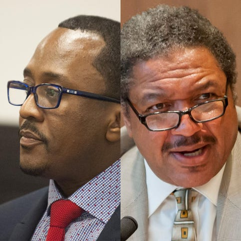 Histories of crime, controversy fill primary to replace disgraced Detroit-area senator