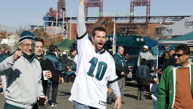 """Silver Linings Playbook"" teaches us that Eagles fans will prevail. (AP Photo/The Weinstein Company, JoJo Whilden)"