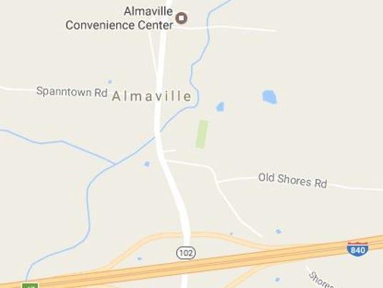 Almaville school land