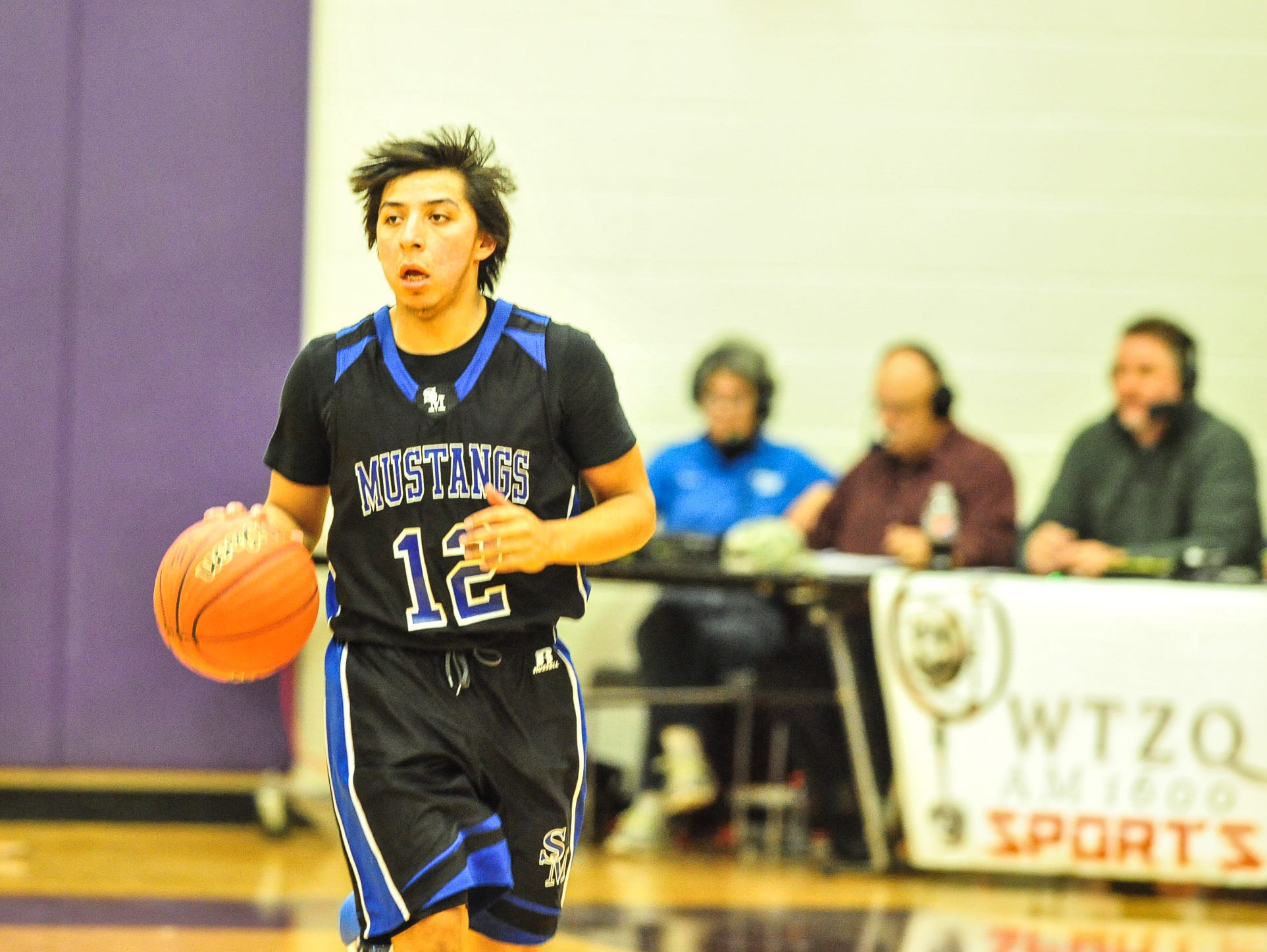 Smoky Mountain's Jayce Wolfe will be part of next month's Blue-White All-Star basketball games at Enka.