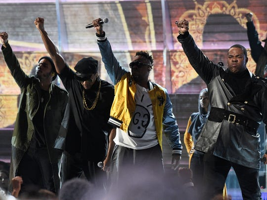 A Tribe Called Quest deliver a politically charged