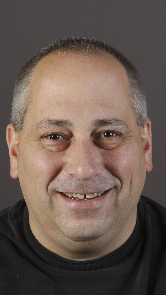 Bill Ribas is a Pittsford blogger.