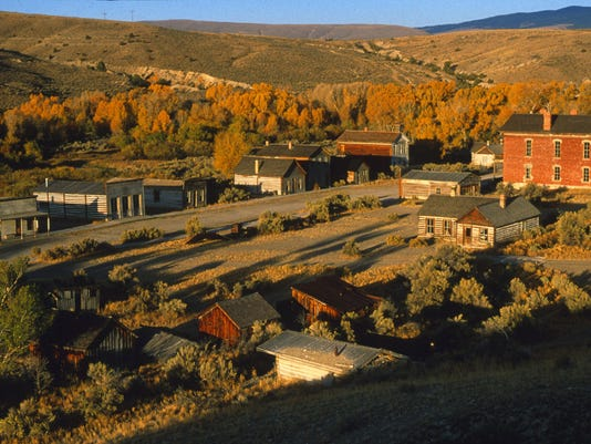 This is Montana #55 Bannack