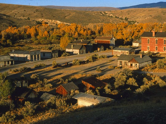 The historic town of Bannack plays host to Bannack Days every year, bringing two days of fun July 21-22.