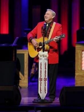 Grand Ole Opry's Jim Ed Brown dies at 81