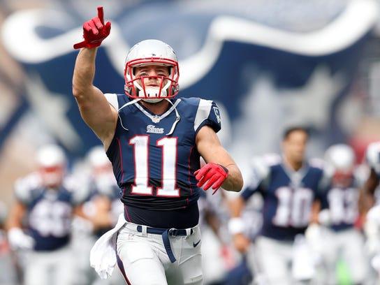 USP NFL: OAKLAND RAIDERS AT NEW ENGLAND PATRIOTS S FBN USA MA