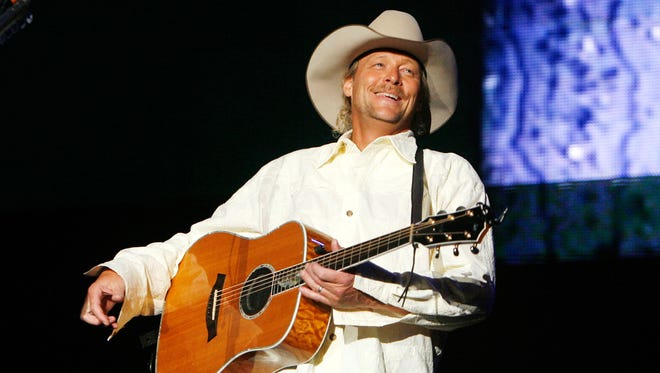 Alan Jackson will perform at 8 p.m. Sept. 30 at the Sandia Casino Amphitheater, in Albuquerque. Tickets range in price from $39.50 to $75 plus fees and are available through Ticketmaster outlets, www.ticketmaster.com and 800-745-3000.
