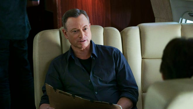 Gary Sinise stars in the CBS spin off 'Criminal Minds: Beyond Borders.'