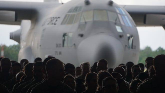 The 179th Airlift Wing is not among those listed to receive the C-130J Super Hercules to replace aging C-130s.