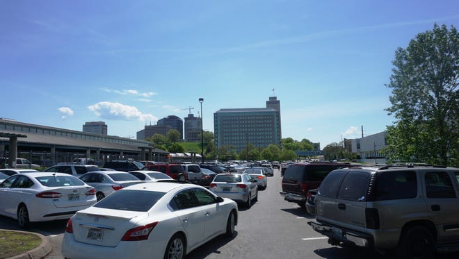 The Nashville Farmers Market is set to get more than 150 additional parking spaces this year.
