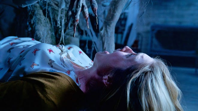 "Melissa Rainier (Spencer Locke) faces her fears in ""Insidious: The Last Key."""
