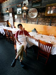 Chef Margot McCormack is the owner of Margot Cafe and