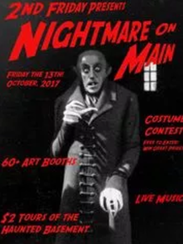 2nd Friday Night Out: Nightmare on Main