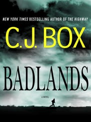 'Badlands' by C.J. Box