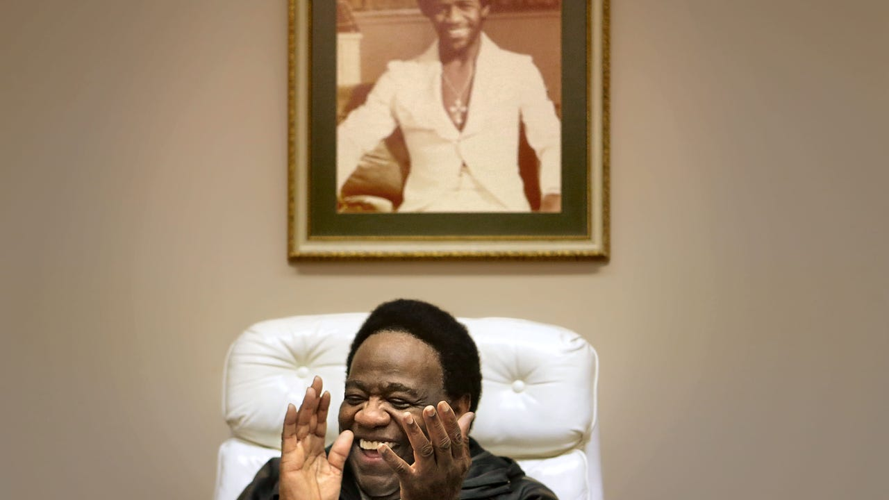 Al Green Talks About Being Born Again