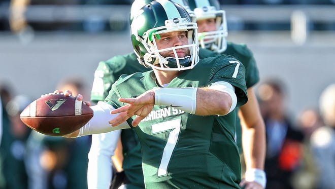 Tyler O'Connor begins his reign as MSU's starting quarterback Friday night against Furman.