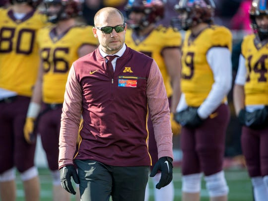 How quickly can P.J. Fleck turn his reality-show-type