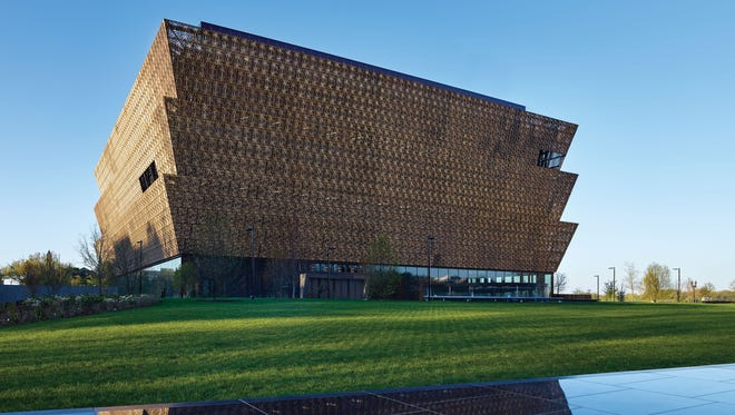 The National Museum of African American History and Culture, part of the Smithsonian Institution, has had more than 3.5 million visitors since opening in September 2016.
