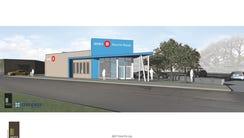 BMO Harris Bank said Thursday it plans to build a new