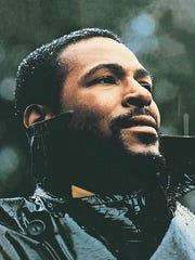 Marvin Gaye in 1971