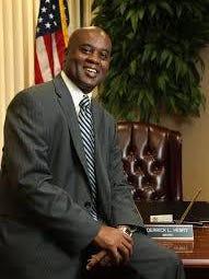 Derrick Henry, mayor of Daytona Beach