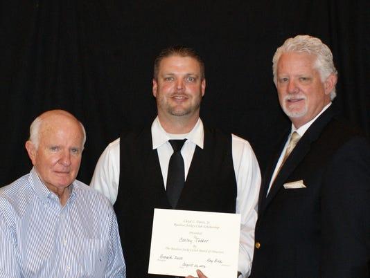 L.L. Davis Scholarship winner
